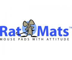 Rat Mats (Mouse Pads with Attitude)